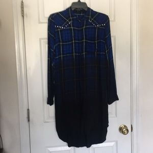 Rock & Republic Flannel Dress